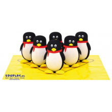 Kuželky tučňáci