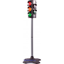 Dopravní semafor na baterie