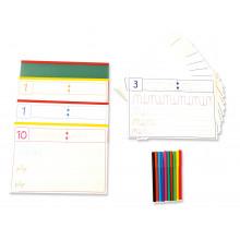 Grafomotorické psací desky 30 ks
