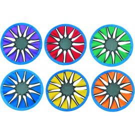Twist frisbee